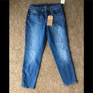 Lucky Brand Ava Skinny Ankle Jean